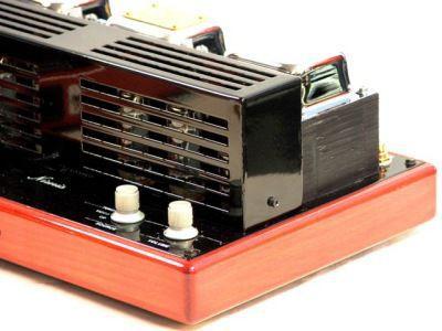 ampli integr a tubes el84 audio synthesis nimis bernard. Black Bedroom Furniture Sets. Home Design Ideas