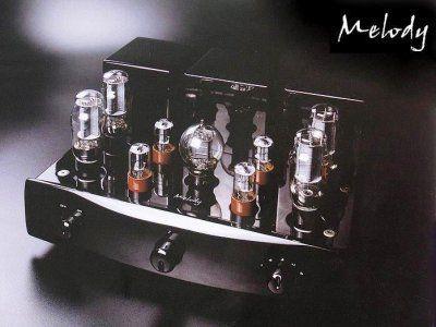 ampli a tubes 2a3 melody astro black 22 neuf bernard billon. Black Bedroom Furniture Sets. Home Design Ideas