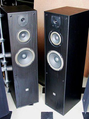 enceintes jbl mk 1000 bernard billon. Black Bedroom Furniture Sets. Home Design Ideas