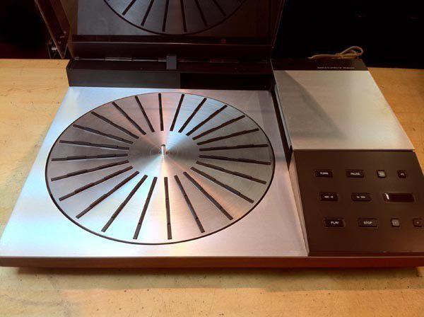 platine vinyl bang et olufsen beogram 6006 palissandre bernard billon. Black Bedroom Furniture Sets. Home Design Ideas