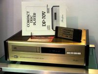 lecteur cd ACCUPHASE DP 7OV