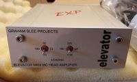 pre phono graham era gold mkv +elevator mc mk III EXP